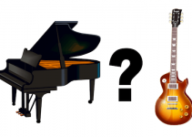 piano guitare