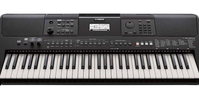 YAMAHA PSR E373 Avis et test du piano numérique